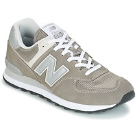 Sko Lave sneakers New Balance ML574 Grå