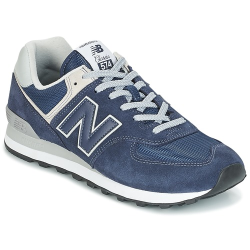 Sko Herre Lave sneakers New Balance ML574 Blå