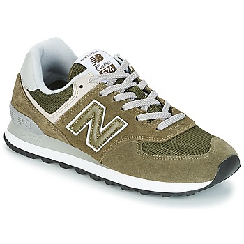 Sko Lave sneakers New Balance ML574 Oliven
