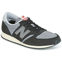 Sko Lave sneakers New Balance U420 Sort
