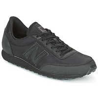 Sko Lave sneakers New Balance U410 Sort