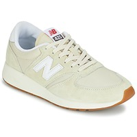 Sko Dame Lave sneakers New Balance WRL420 Beige