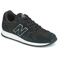 Sko Dame Lave sneakers New Balance WL520 Sort