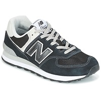 Sko Dame Lave sneakers New Balance WL574 Sort