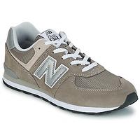 Sko Børn Lave sneakers New Balance 574 Grå