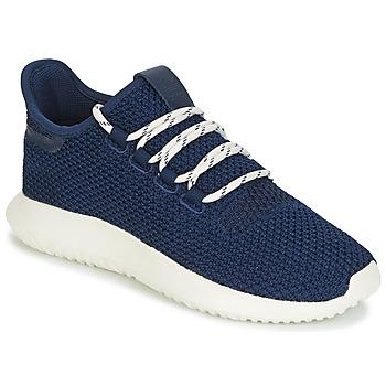 Sko Børn Lave sneakers adidas Originals TUBULAR SHADOW J Blå