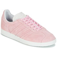 Sko Dame Lave sneakers adidas Originals GAZELLE STITCH Pink