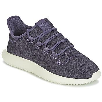 Sko Dame Lave sneakers adidas Originals TUBULAR SHADOW W Violet