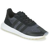 Sko Dame Lave sneakers adidas Originals FLB RUNNER W Sort