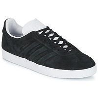 Sko Lave sneakers adidas Originals GAZELLE STITCH AND Sort
