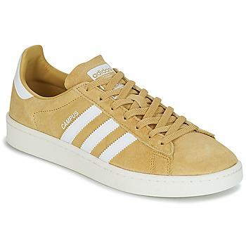 Sko Lave sneakers adidas Originals CAMPUS Gul