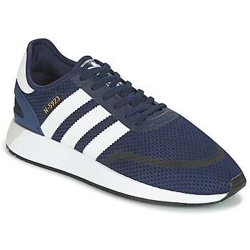 Sko Lave sneakers adidas Originals INIKI RUNNER CLS Marineblå