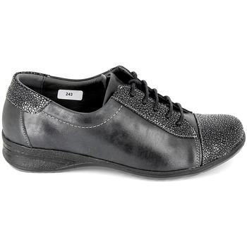 Sko Dame Lave sneakers Boissy Sneakers 7510 Noir Sort
