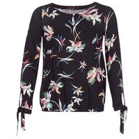 textil Dame Toppe / Bluser S.Oliver PUHTEO Sort