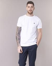 textil Herre T-shirts m. korte ærmer Timberland SS DUNSTAN RIVER CREW TEE Hvid