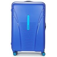 Tasker Hardcase kufferter American Tourister SKYTRACER 77CM 4R Blå