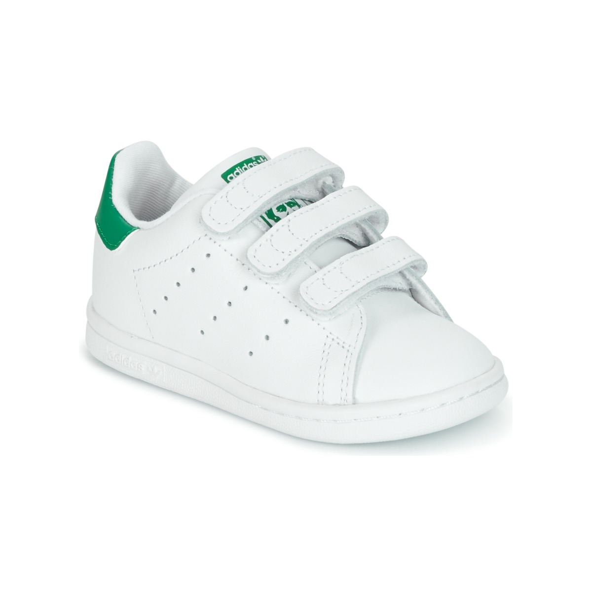 Se Sneakers adidas  STAN SMITH CF I ved Spartoo
