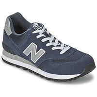 Sko Lave sneakers New Balance M574 Marineblå