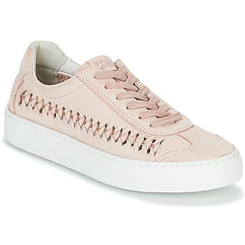 Sko Dame Lave sneakers Bullboxer PARETE Pink