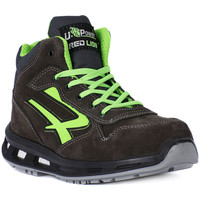 Sko Herre Høje sneakers U Power HUMMER S3 SRC Multicolore