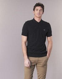 textil Herre Polo-t-shirts m. korte ærmer Fred Perry THE FRED PERRY SHIRT Sort