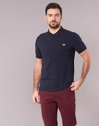 textil Herre Polo-t-shirts m. korte ærmer Fred Perry THE FRED PERRY SHIRT Marineblå