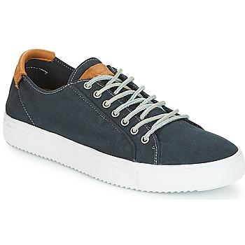 Sko Herre Lave sneakers Blackstone PM31 Blå