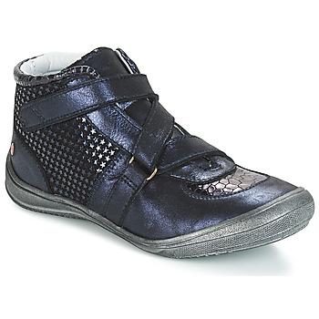 Sko Pige Høje sneakers GBB RIQUETTE Blå