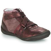 Sko Pige Høje sneakers GBB RIQUETTE Brun / Bronze
