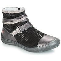 Sko Pige Chikke støvler GBB ROCHELLE Vte / Grå / Dpf / Regina