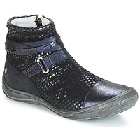 Sko Pige Chikke støvler GBB ROCHELLE Vte / Marineblå / Dpf / Regina