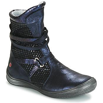 Sko Pige Chikke støvler GBB ROSANA Vte / Marineblå / Dpf / Regina