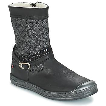 Sko Pige Chikke støvler GBB ROLANDE Vts / Sort / Dch / Edit
