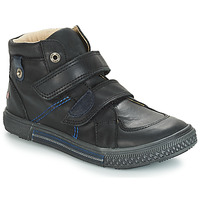 Sko Dreng Høje sneakers GBB RANDALL Sort