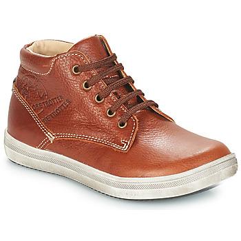 Sko Dreng Chikke støvler GBB NINO Vte / Gulbrun / Dpf / 2835