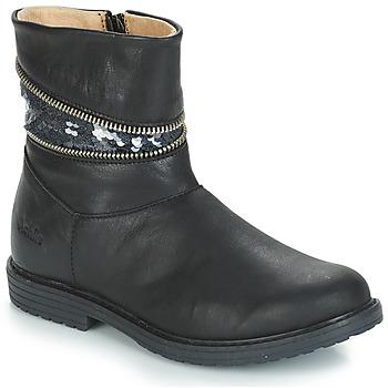 Sko Pige Chikke støvler GBB MAFALDA Sort