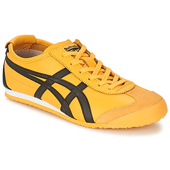 Sko Lave sneakers Onitsuka Tiger MEXICO 66 Gul / Sort