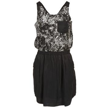 textil Dame Korte kjoler School Rag ROXANA Sort
