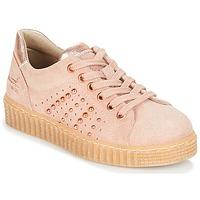 Sko Pige Lave sneakers Bullboxer AIB006 Pink