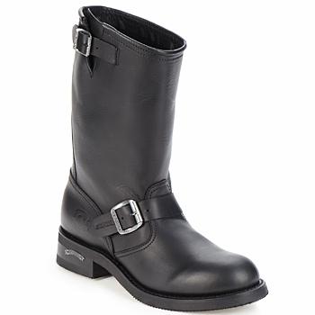 Sko Herre Støvler Sendra boots OWEN Sort