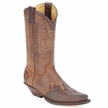 Sko Chikke støvler Sendra boots DAVIS Brun