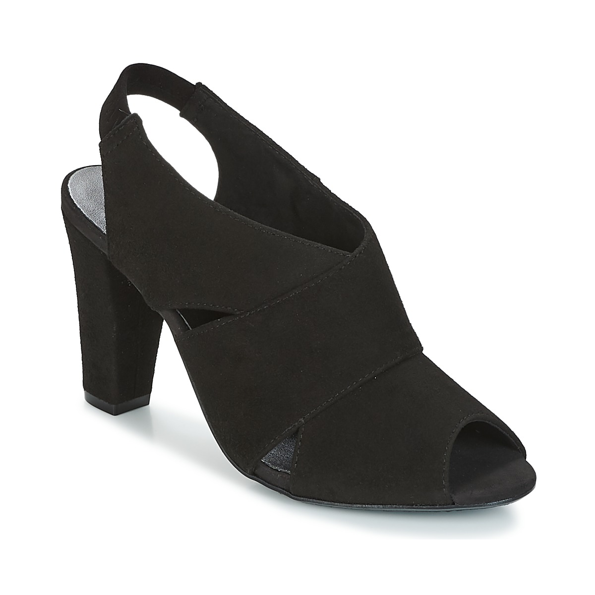 Sandaler KG by Kurt Geiger  FOOT-COVERAGE-FLEX-SANDAL-BLACK