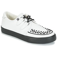Sko Lave sneakers TUK CREEPERS SNEAKERS Hvid / Sort