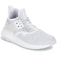Sko Dame Lave sneakers Palladium AX_EON LACE K Hvid / Grå