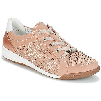 Sko Dame Lave sneakers Ara ROM Pink