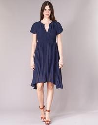 textil Dame Korte kjoler See U Soon 8121119 Marineblå