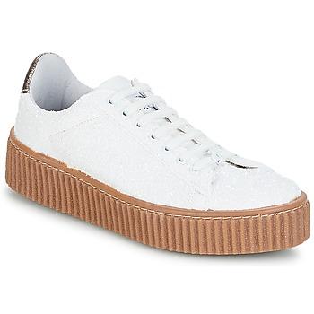 Sko Dame Lave sneakers Le Temps des Cerises TALYS Hvid