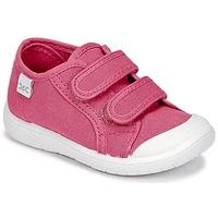 Sko Pige Lave sneakers Citrouille et Compagnie GLASSIA Pink