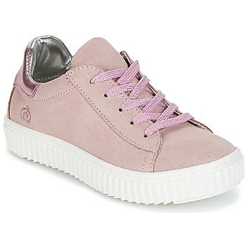 Sko Pige Lave sneakers Citrouille et Compagnie IPOGUIBA Pink
