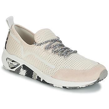 Sko Dame Lave sneakers Diesel S-KBY Pink / Lys
